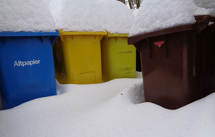 Jena: Vorerst keine Müllentsorgung