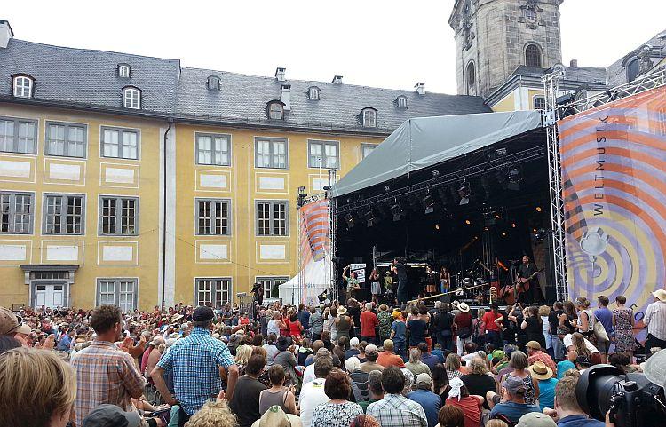 Rudolstadt-Festival wird abgesagt