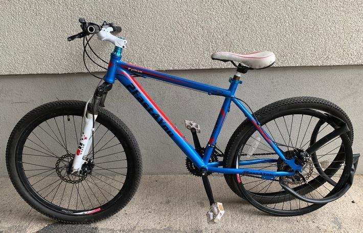Jena: Eigentümer von Fahrrad gesucht