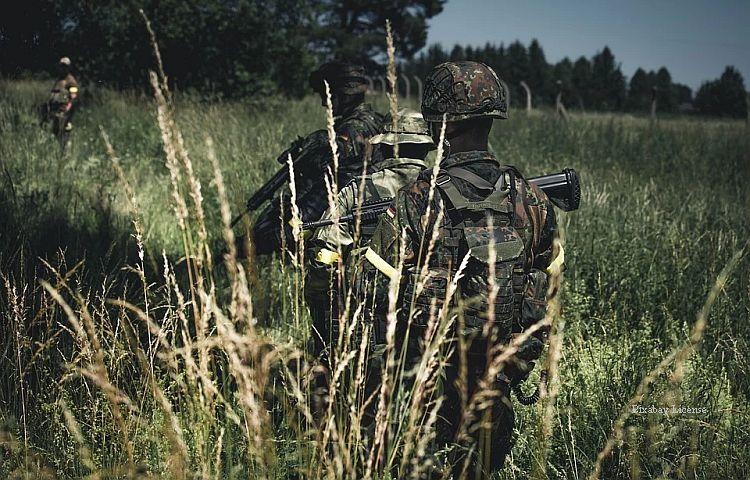 SOK: Bundeswehrübung an der Bleilochtalsperre
