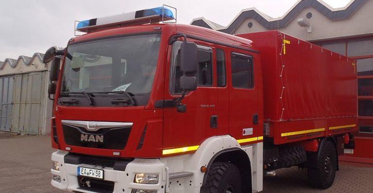 Eisenach: FFWs bereiten sich für Hilfseinsatz in Rheinland-Pfalz vor