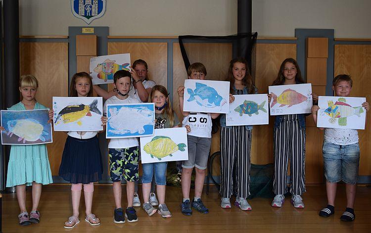 Eisenach: Sieger des Malwettbewerbs zur KiKuNa stehen fest