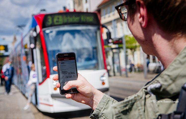 Erfurt: Neues zum EVAG Fahrscheinverkauf