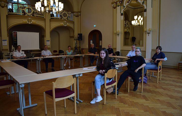 Eisenach: Kompromiss mit feiernden Jugendlichen