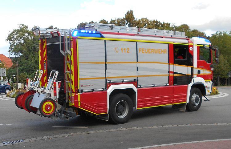 Suhl: Patient soll Brand im Zimmer ausgelöst haben