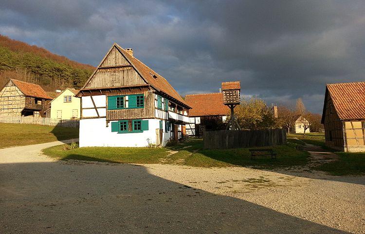 Hohenfelden: Thüringer Freilichtmuseum wird erweitert