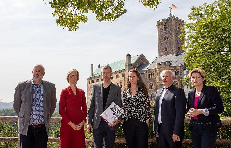 Eisenach: Das Wartburg-Experiment ist gestartet