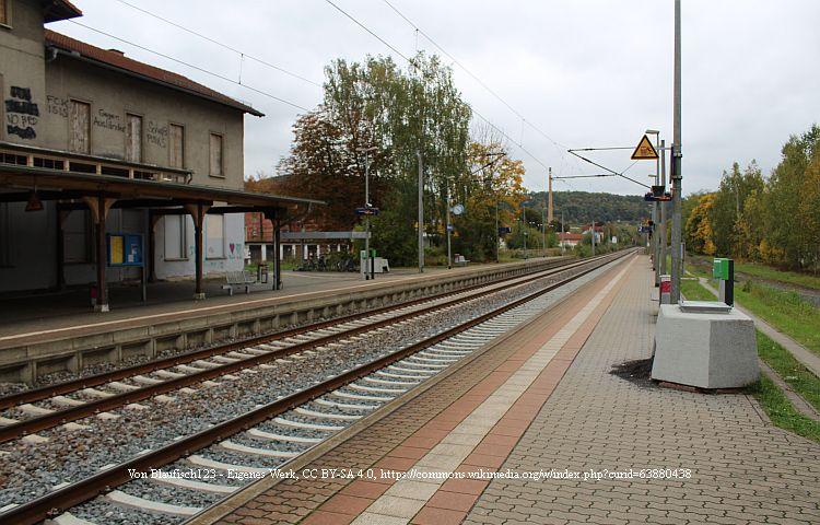Kahla: Bahnhof erhält Personenaufzüge