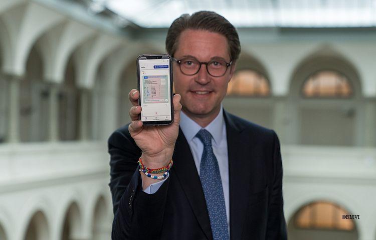 Deutschland: Der Führerschein wird digital