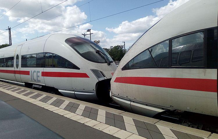 Deutschland: Bahn fährt ab Dienstag wieder normal