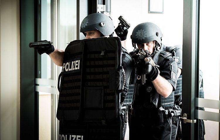 Erfurt: Polizei- und Rettungsübung am Sonntag